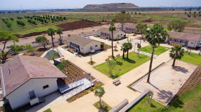חווה חקלאית שפעלה בימי ראשית המדינה לייצור זרעים