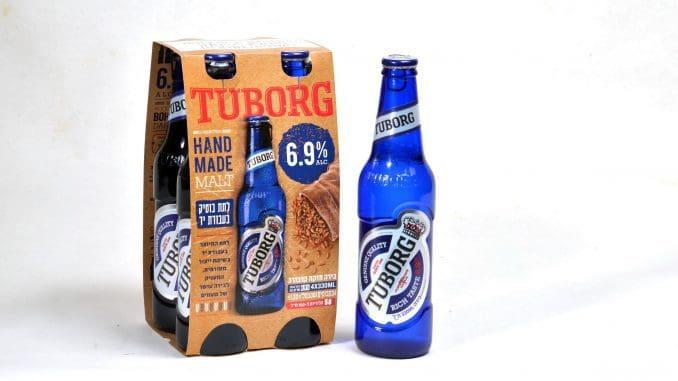 אחוז האלכוהול הגבוה מורגש היטב