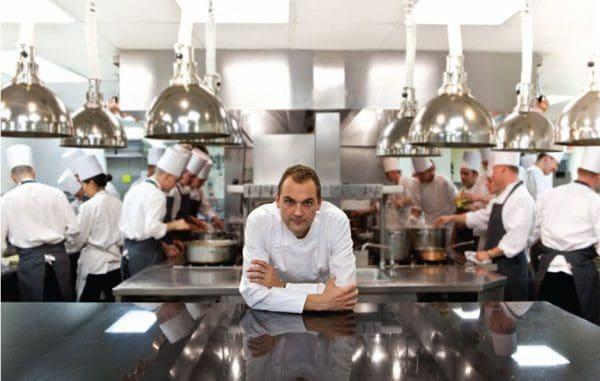 """זו הפעם הראשונה מאז 2004 שמסעדה מארה""""ב מדורגת במקום הראשון בתחרות"""