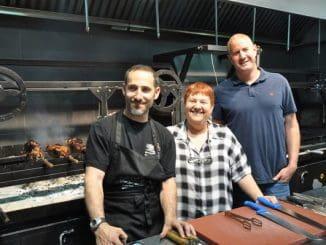 ציפי קורנפלד ממשיכה את אהבת הבשר של בעלה המנוח רפי