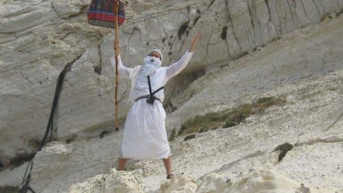 גם 'משה רבנו' מצטרף לחגיגה