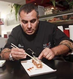 כחלק מהפסטיבל תתקיים סדנת בישול עם השף