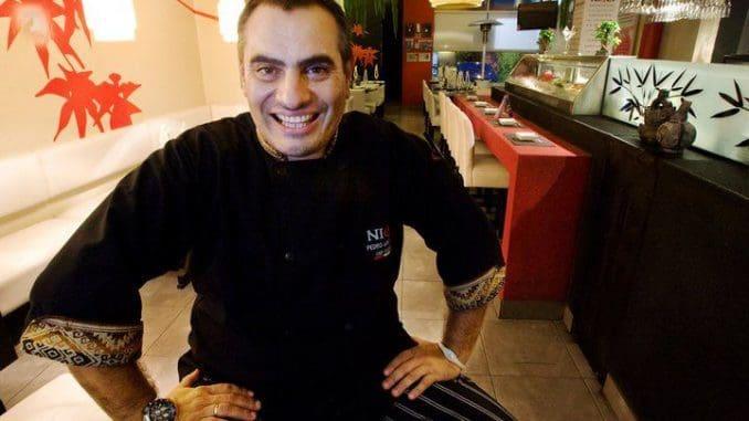 שף פדרו לואי גימט יבשל אוכל פרואני בשרתון תל אביב