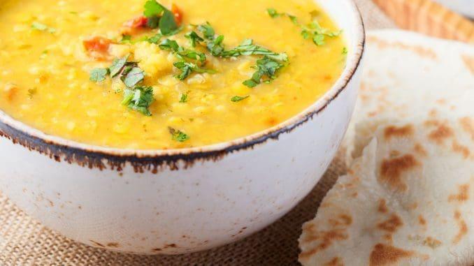 הניסיון בארוחה זו היה לחוות שוב מאכלים הזכורים לטובה מהודו