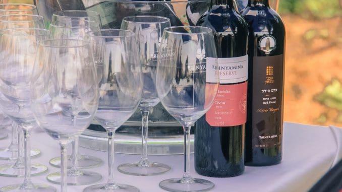 יינות הגלבוע של יקב בנימינה