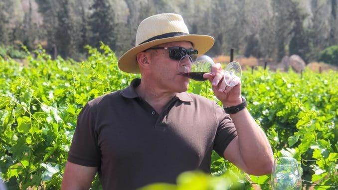 """כשתמיר בושניצקי מנכ""""ל היקב שותה יין שלו, אנחנו רגועים"""