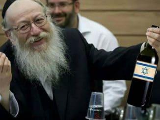 הרב יעקב ליצמן – שר היין של מדינת ישראל