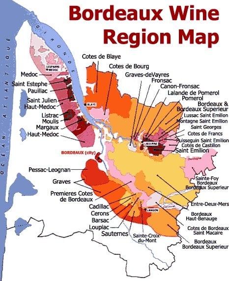 אולי נאמץ את מפת אזורי היין של בורדו וזהו?
