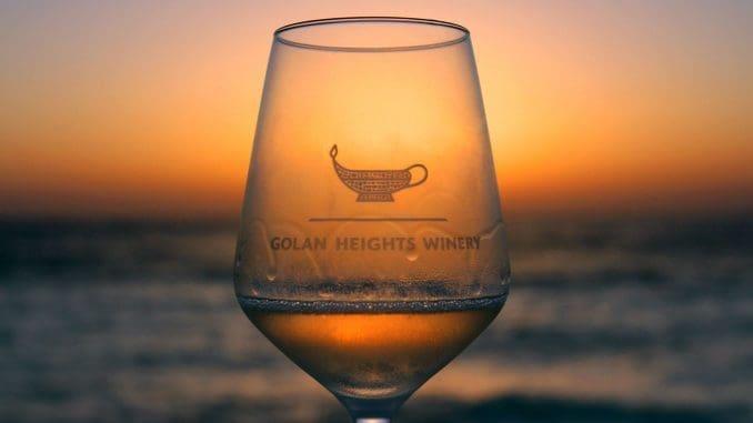 יין הדגל של יקב רמת הגולן הושק השבוע במסגרת מיזם בר יין בנמל תל אביב