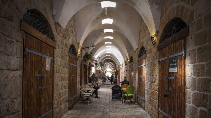 עכו היא עיר של שווקים. אחד מהם הוא הבזאר הטורקי