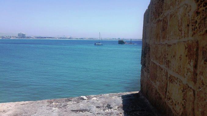 המראה אל הים הוא חלק מהקסם של עכו