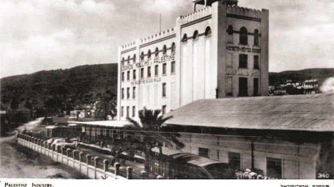 טחנת הקמח הוקמה לפני יותר מ-95 שנה על ידי הברון רוטשילד