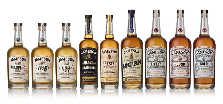 וויסקי ג'יימסון מאירלנד – הוויסקי האירי הנמכר ביותר בעולם