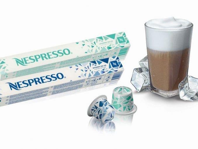 התערובות הראשונות של החברה שנרקחו במיוחד עבור משקאות קפה קר