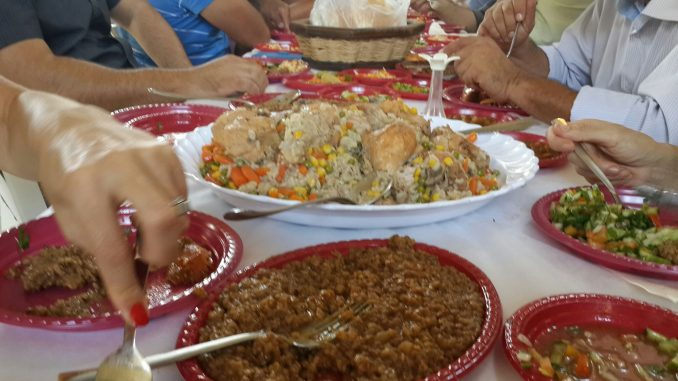 פסטיבל טעם הכפר בכפר ג'וליס