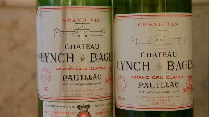 מצטייני הטעימה היו יינות מיקב Lynch Bages
