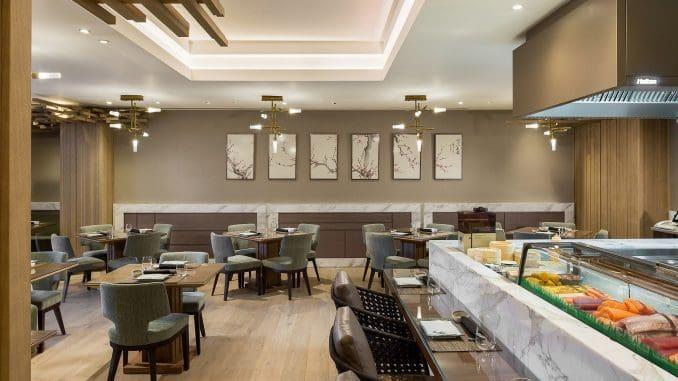 גם עיצוב המסעדה עבר חידוש משמעותי, הכולל הגדלה של מספר מקומות הישיבה בשלושים אחוז