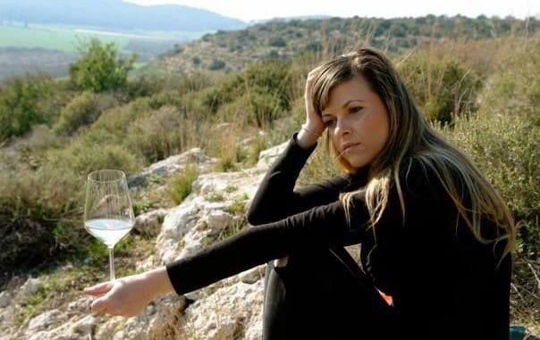 ההפתעה הגיעה החודש לאחר שלין גולד קיבלה על עצמה לייצר יין דווקא בקפריסין