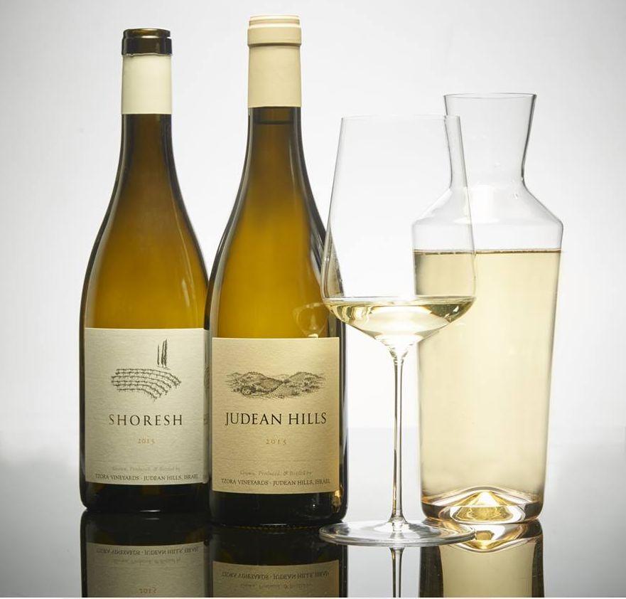 שנתיים שלוש יעשו רק טוב ליינות הלבנים של היקב - שורש לבן, והרי יהודה לבן