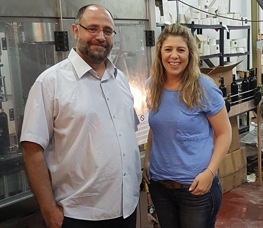 יעקב אוריה - הוריש לעירית בוקסר יינות אדומים 2016 במכלים