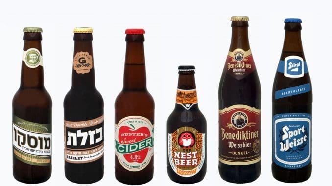 התחרות היחידה עבור מותגי בירה המיוצרים במבשלות בעלות  רישיון יצרן