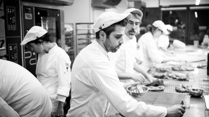מסלולי לימוד והכשרה מתקדמת לאנשי מקצוע בתחומי הבישול, הקונדיטוריה והאפייה