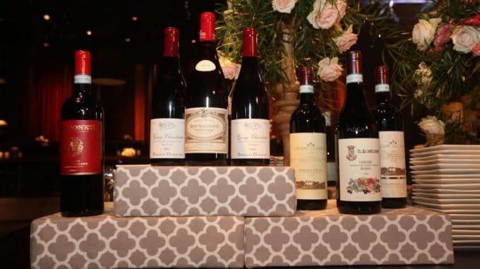 """יינות מהארץ ויינות מחו""""ל - אדומים, לבנים ויינות רוזה נמזגו לכוסות ללא הגבלה"""