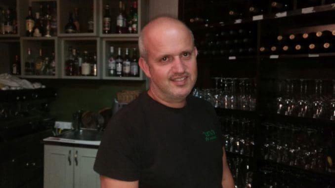 שף מוטי אוחנה הוא אחד הכישרונות הקולינריים הבולטים בעיר
