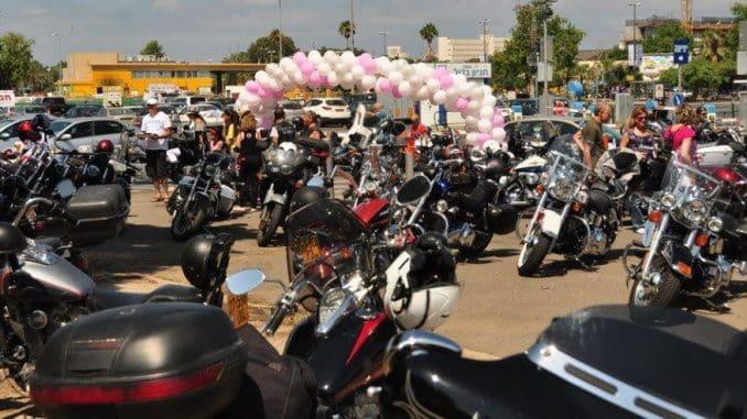 חברי מועדון רוכבי הרלי דוידסון ישראל הבטיחו שיגיעו לפסטיבל