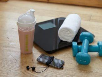 שייק חלבונים הולך מצוין אחרי אימון כושר