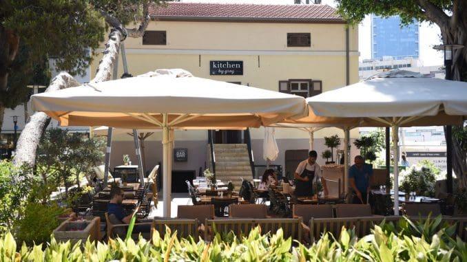 קיטשן ביי גרג היא רשת כשרה מתהווה של מסעדות ביסטרו בשריות וכשרות