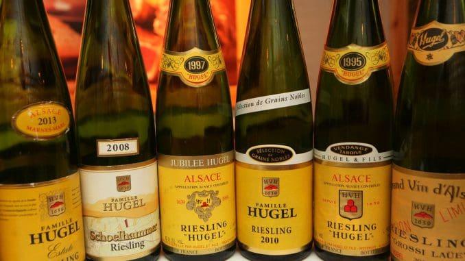 Hugel Riesling Shoelhammer 2008 – יין עם הרבה עומק, שיש לו שנים של חיים קדימה