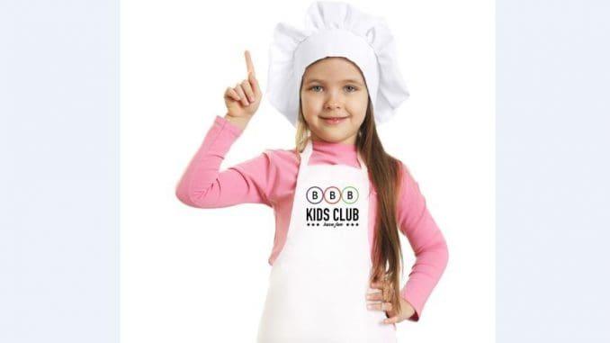 הילדים שישתתפו בסדנה יקבלו ערכת שף מיוחדת הכוללת סינר, כובע, חוברת צביעה ותעודת שף