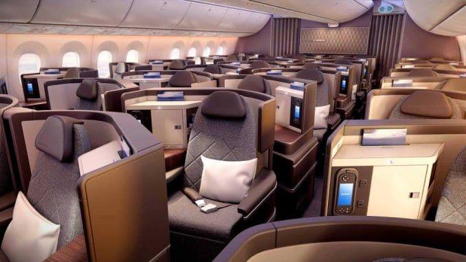 מה יאכלו בדרימליינר 787 החדש של אל על?