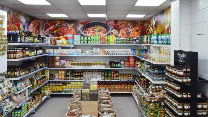 כ-4,000 מוצרים, בהם תחליפי גבינות, תחליפי בשר, דגנים וקטניות, רטבים, שימורים, תבלינים, מוצרי סופר פוד, קמחים ללא גלוטן