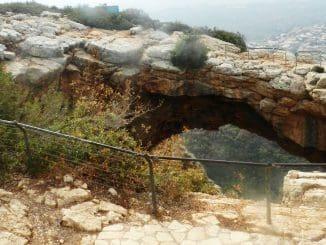 מערת קשת - אחת האטרקציות הבולטות בגליל המערבי