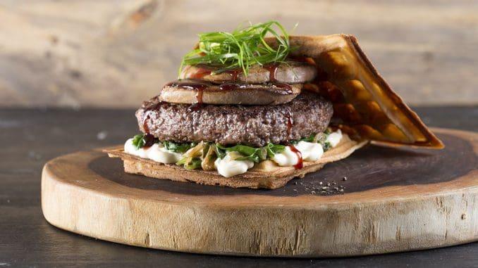 טורנדו רוסיני - ממנות הפסטיבל. יוזמה מבורכת שמאפשרת לצרכנים עוד חידוש וגיוון בהיצע ההמבורגרים וכריכי הבשר