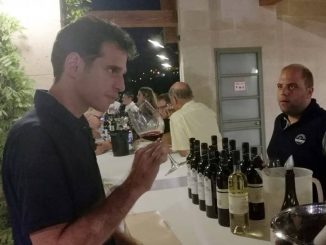 ערן פיק Master of Wine – יין יקב צרעה. הכמויות קטנות יחסית ותמיד יש מחסור ביין