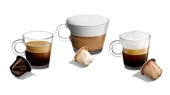 נספרסו משיקה מהדורת Barista מוגבלת של קפסולות קפה שהותאמו במיוחד ליצירת משקאות קפה ספציפיים