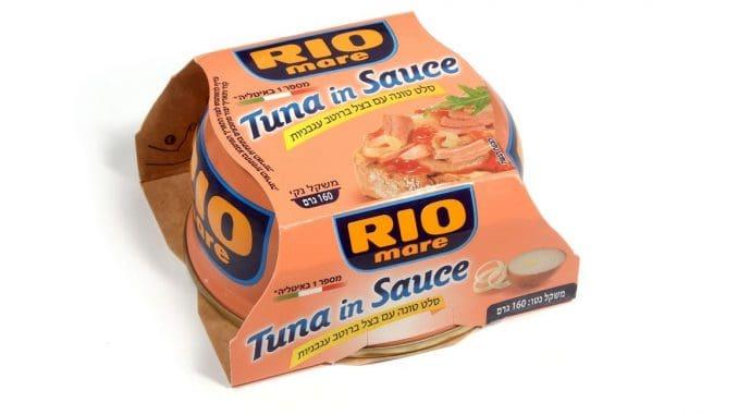 סלטים חדשים המבוססים על השילוב של טונה ורוטב עגבניות