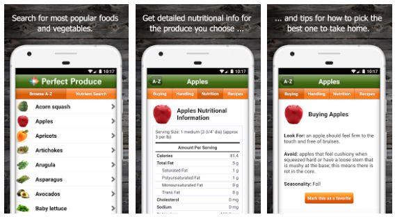 אפליקציית Perfect Produce עושה לכם סדר במחלקת הפירות והירקות בסופר