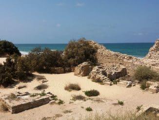 מצודת אשדוד ים (קלעת אל מינה) היא נקודת תצפית בלתי מוכרת אך יפהפייה על הים, העיר וסביבותיה