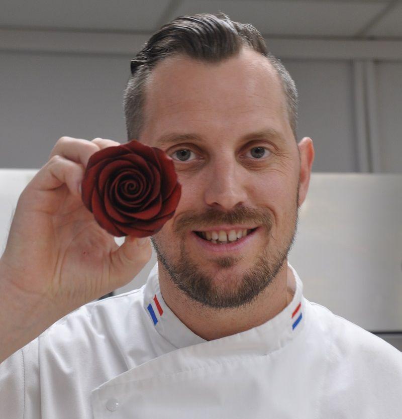 פרנק האסנוט (Frank Haasnoot), אלוף העולם בפטיסרי ושוקולד