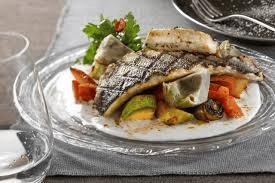 שני הדגים היו עשויים היטב – הם נותרו רכים ומלאי טעם