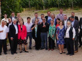מפגש יקבים תאומים ישראל-גרמניה ב-2015