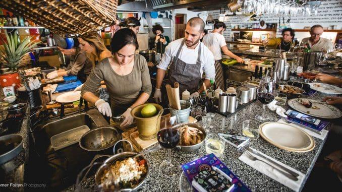 """""""מסעדות פתוחות"""" הינה חגיגה קולינרית של עשרות מסעדות ומוסדות אוכל ברחבי העיר, ביניהם מחניודה, יודלה, המוציא, אדום, קדוש"""
