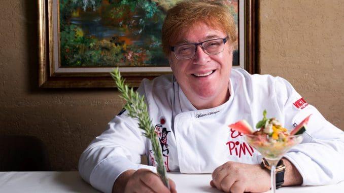 """שף ויקטור גלוגר: """"אני נרגש לקראת הפרויקט החדש ומבטיח שניצור עבור הקהל מסעדה עדכנית, טעימה ושמחה"""""""