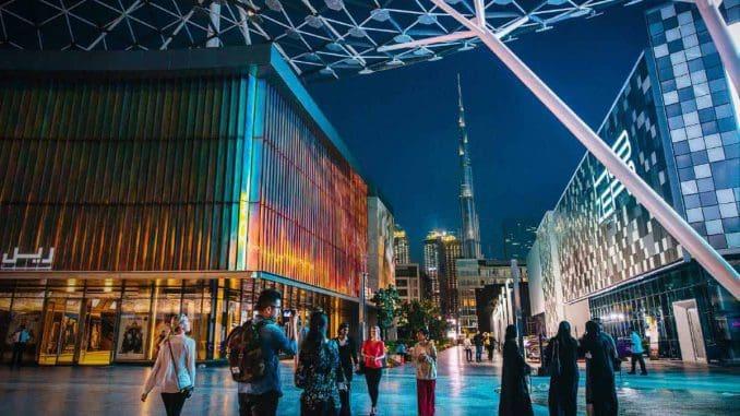 דובאי מובילה בהוצאות תיירים ב- 2016 עם 28.50 מיליארד דולר