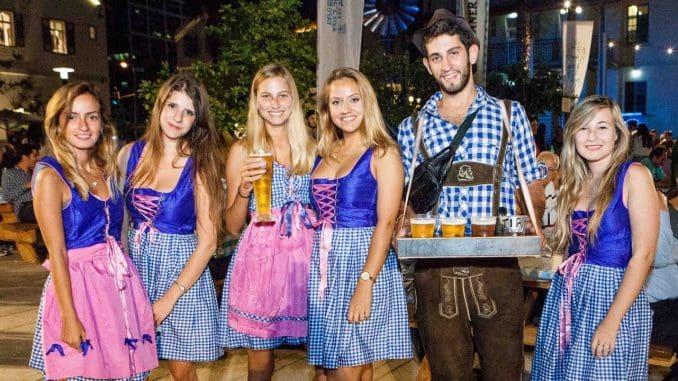 אוקטוברפסט הינו פסטיבל הבירה הגדול בעולם. PAULANER - נותנת החסות הראשית לפסטיבל מזה שנים רבות, חוגגת במתחם שרונה בתל אביב וברחבי הארץ