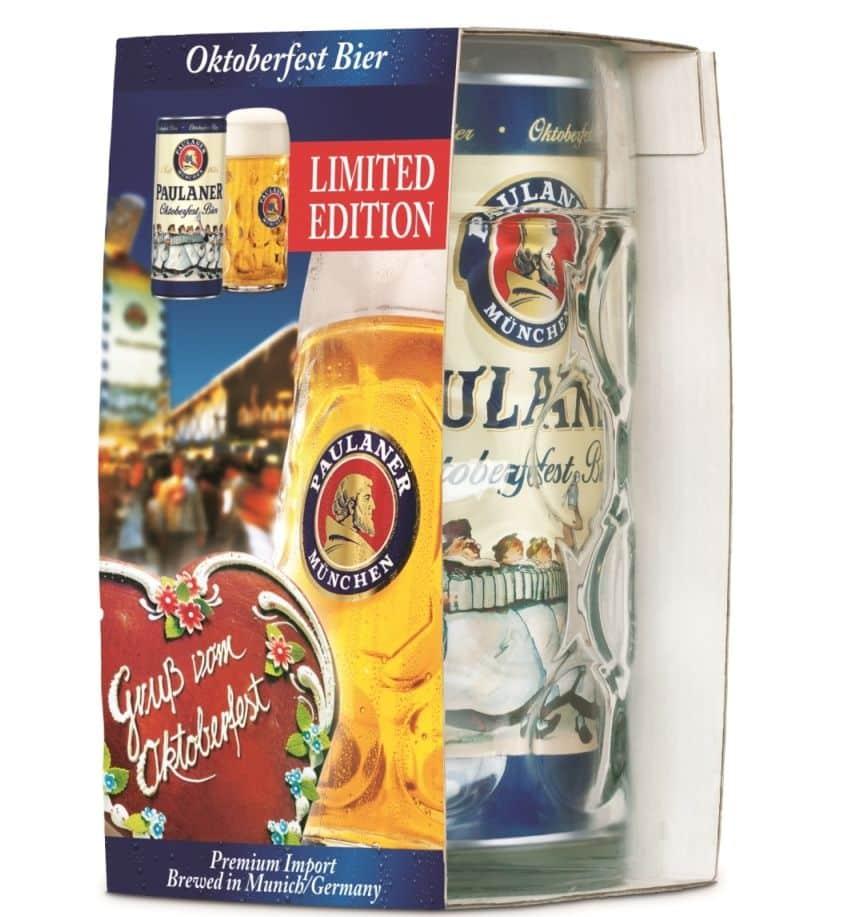 פאולנר אוקטוברפסט היא בירת לאגר בהירה עם 6% אלכוהול, העשויה מלתת שעורה בווארית מובחרת, קלה לשתייה ומרווה במיוחד